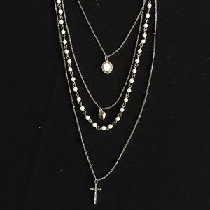 Lord & Taylor Layered Necklace